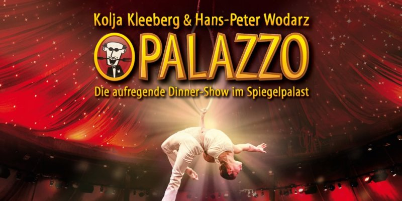 "Die neue Palazzo Show ""Family Affairs"""