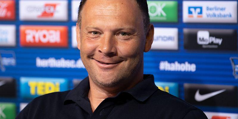 Hertha:Dardai-Rückkehr als Jugendcoach