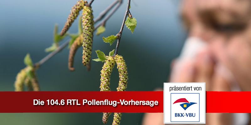 Pollenflug-Wetter