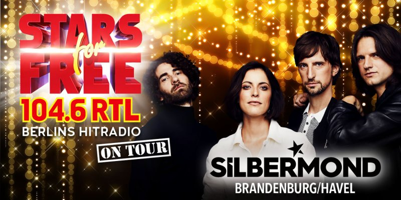 104.6 RTL STARS for FREE on Tour